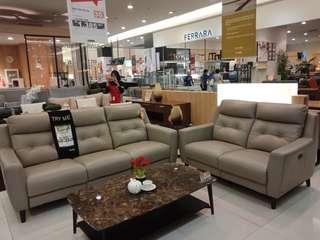 Sofa set 2s+3s SVEN cicilan free 1x