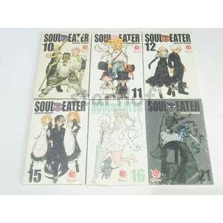 Komik Soul Eater by Atsushi Ohkubo