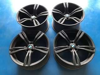 """20"""" staggered wheels BMW"""