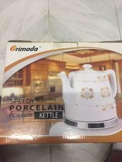 Speedy Electric Porcelain Kettle