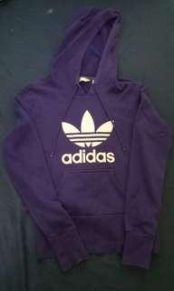 正版Adidas深紫衛衣