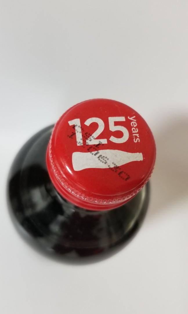 可口可樂125周年復刻版