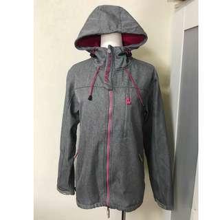 🚚 騎車必備 防風連帽 機能型保暖外套
