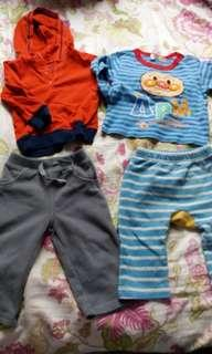 Baby Clothes 12-18m