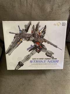 Dragon Momoko Strike Noir Gundam