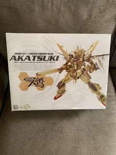 Dragon Momoko Akatsuki Gundam