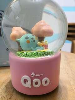 Qoo 別緻水晶球音樂盒