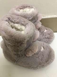 小童毛毛鞋