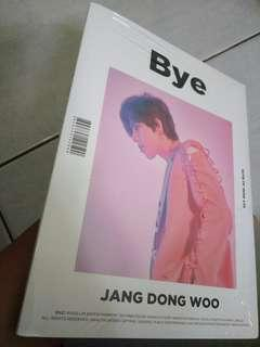 INFINITE DONGWOO ALBUM