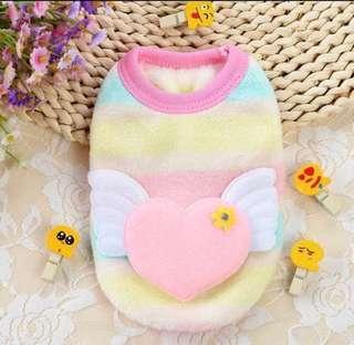 🚚 Rabbit pet clothing