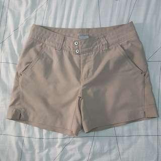 🚚 Sz 4 Columbia Trekking Outdoor Shorts