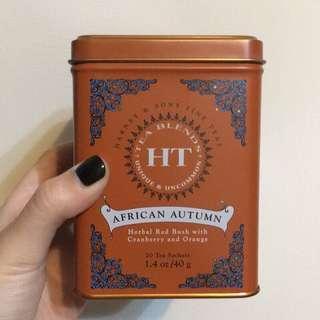 美國 harney & sons 非洲落葉 立體三角茶包 果茶 茶葉