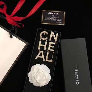Chanel Earrings SS19