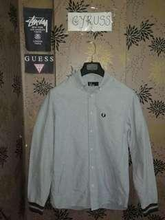 """FredPerry Button L/S """"Authentic"""""""