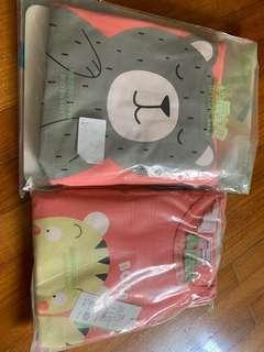 🚚 Girls pyjamas (age 10 - 11)