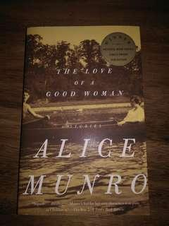 🚚 Alice Munro - The Love of a Good Woman