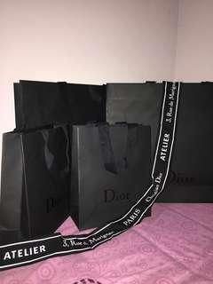 Dior Paperbag