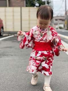 日本和服 bb和服 90碼