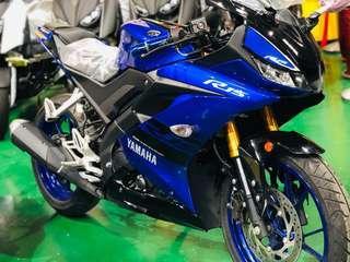 Yamaha R15V3 泰規/印度 現貨供應 進口輕檔車
