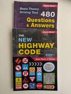 🚚 Basic Theory Test BTT Books