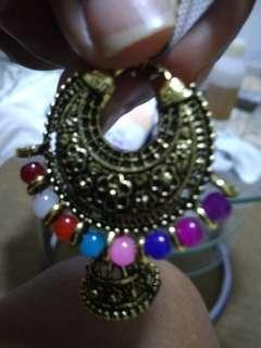 🚚 Indian Earings