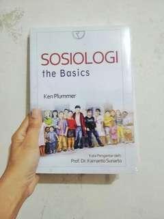 Sosiologi - The Basics NEW (Pengantar Sosiologi)