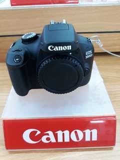 Kredit kamera canon eos 3000D
