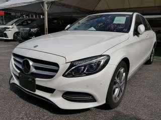 2014 Mercedes Benz C200 2.0