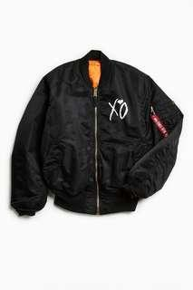 The Weeknd x Alpha Industries XO Starboy Bomber