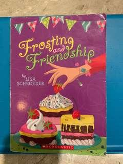 🚚 Frosting and friendship Lisa schroeder