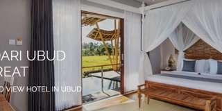 Two nights in luxury suite in Bali