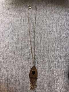 🚚 New! Massimo Dutti bohemian necklace