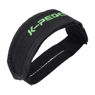 K-PEDC Bicycle Pedal Straps (For Fixies)