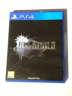 PS4 Final Fantasy XV 中文版 FFXV FF 15
