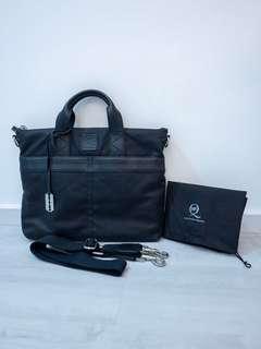 🚚 MCQ by Alexander McQueen briefcase / laptop bag