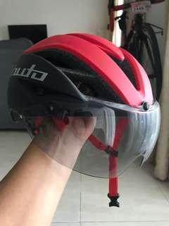 Cycling helmets kabuto aero r1