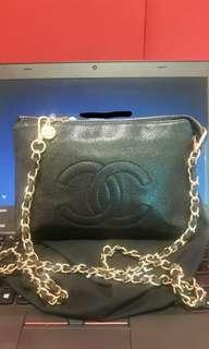 Chanel Vintage (pouch/flap shoulder)