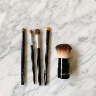 Makeup Brushes from $5!