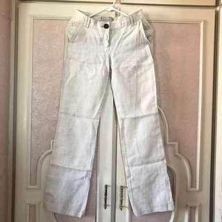 MANGO - Linen Pants / Trousers