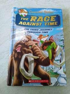 Geronimo Stilton The Race Against time