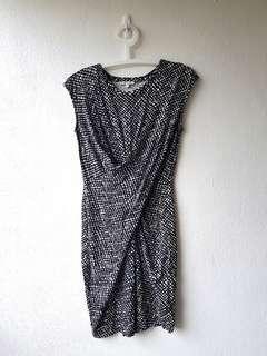 Wrap Dress (Size L)
