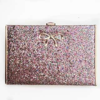Alannah Hill Glitter Clutch