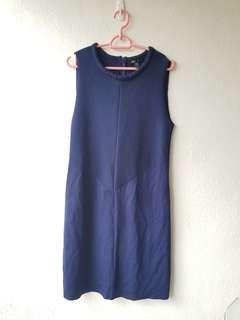 MNG Blue Dress (M to L size)