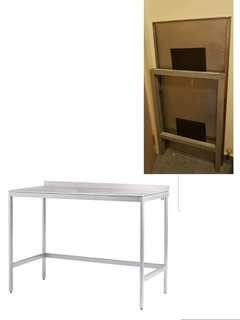 Ikea Udden kitchen console/ table