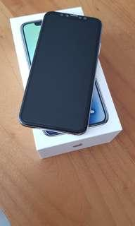 🚚 Pre loved iPhone X 256GB (Silver)