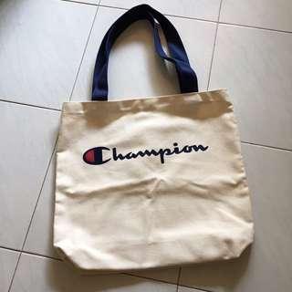🚚 champion tote bag