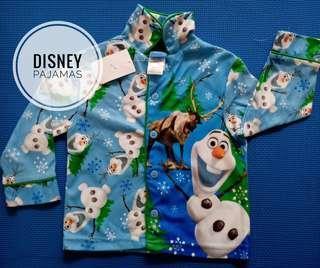 Piyama anak laki-laki Disney Frozen BRAND NEW!!