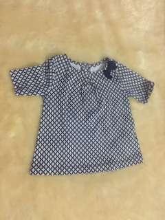 #ibuhebat Carters Blouse Baby 9 Months