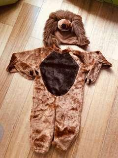 🚚 SUPER CUTE BEAR COSTUME