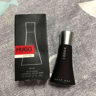 Hugo boss deep red perfume 30ml